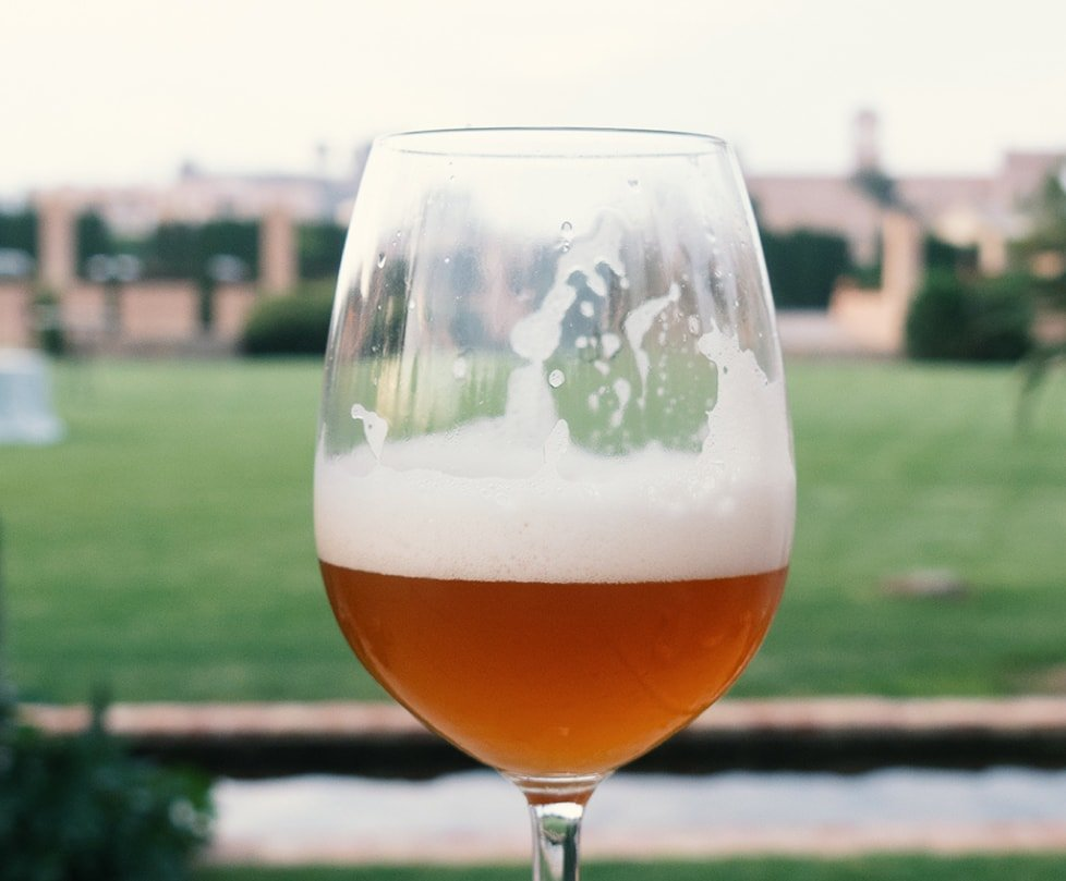 Cerveza Artesanal en Copa